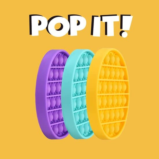 Fidget Toy Pop It